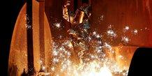 L'ue fixe des quotas d'importation sur l'acier