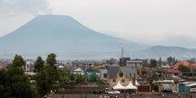 Volcan Nyiragongo Goma RDC