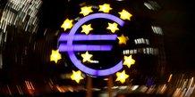 Zone euro: l'inflation, a 2,0% sur un an, depasse l'objectif de la bce
