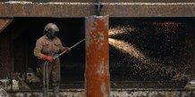 L'ue envisage une taxe carbone sur l'acier, le ciment et l'electricite