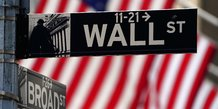 La bourse de new york termine en ordre disperse