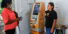 Le salvador donne cours legal au bitcoin, une premiere mondiale