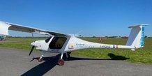 Green Aerolease, aviation danoise