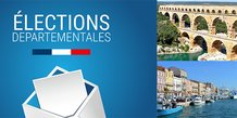 Elections départementales 2021 : les enjeux dans l'Hérault, le Gard et la Lozère