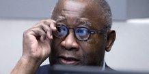 Cpi: gbagbo maintenu en detention au moins jusqu'au 1er fevrier