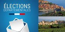 Elections départementales 2021 : les enjeux dans les Pyrénées-Orientales et l'Aude