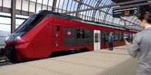 Alstom train du futur