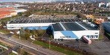 Le site de production de Longvic, à côté de Dijon, a produit 4, 3 millions d'unités en 2020.