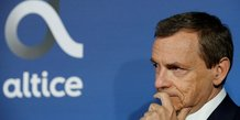 Alain weill quitte le groupe altice france