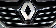 Renault annonce un rebond de 18,7% de ses ventes au s1