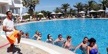 Tunisie tourisme voyage hôtel piscine touristes