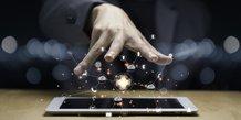 Reveil Digital Engie - design numérique