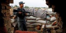 Afghanistan: l'armee change de strategie pour limiter ses pertes face aux taliban