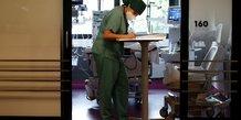 France/coronavirus: la 4e vague se fait deja sentir a l'hopital, dit fischer