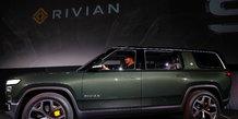 Grande-bretagne/vehicule electrique: rivian discute avec des ministres d'une usine, selon sky news