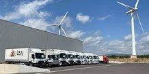 Sur l'Espace Entreprises Méditerranée de Rivesaltes, Lea Logistique s'apprête à s'agrandir sur 10.000 m2 dont 6.000 m2 de bâti.