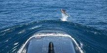 L'australie va acquerir des sous-marins nucleaires americains
