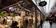 Marks & spencer annonce la fermeture prochaine de 11 magasins en france