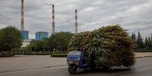 La chine ne batira plus des projets energetiques au charbon a l'etranger, dit xi jinping