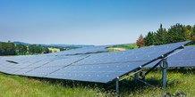 Centrale photovoltaïque de Fanjeaux (Aude) développée par Engie Green