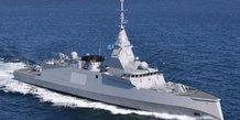 frégates FDI Grèce Naval Group