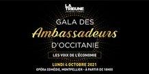 Event : Gala des ambassadeurs d'Occitanie 2021
