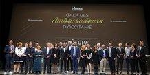Gala des ambassadeurs d'Occitanie 2021