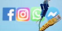Facebook et instagram a nouveau confrontes a des difficultes