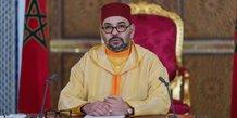 roi mohammed VI discours
