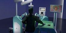 La startup montpelliéraine AcuSurgical est spécialisée en robotique chirurgicale vitréo-rétinienne