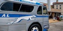 Greyhound, bus