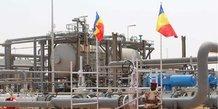 pétrole Tchad Exxon