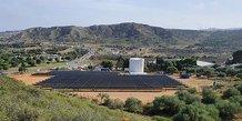 A Narbonne, la centrale solaire thermique Narbosol, installée par le Bordelais NewHeat