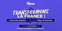 Transformons la France en Nouvelle-Aquitaine 2021