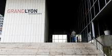 Grand Lyon façade