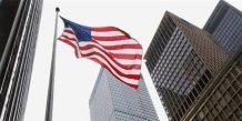 états-unis drapeau américain