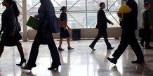 L'inegalite salariale entre hommes et femmes persiste chez les cadres