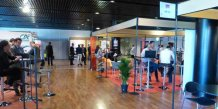 L'édition 2014 avait attiré 600 visiteurs