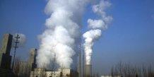 La chine va depasser les etats-unis en termes d'emissions de c02
