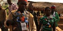 Accord pour liberer les enfants soldats en centrafrique
