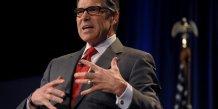 Rick perry en lice pour l'investiture republicaine pour 2016