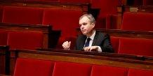 Francois de rugy quitte europe ecologie-les verts