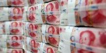 Les etats-unis veulent une hausse du yuan chinois