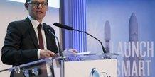 Arianespace vise huit lancements avec ariane 5 en 2016