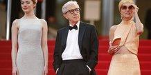 Allen, Cannes, 2015, Woody, Festival, cinéma, film, réalisateur, Emma Stone, tapis rouge, Parker Posey, L'Homme irrationnel, industrie cinématographique, Hollywood,