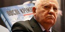 Mikhail gorbatchev persona non grata en ukraine