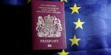 Un passeport europeen pour les jeunes britanniques a l'etude