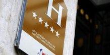 Les revenus de l'hotellerie en france attendus en recul de 10%
