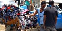 Commerce informel afrique