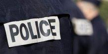 Une caisse noire chez les gardes du corps de la police